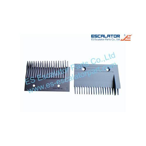 ES-HT026 ESHitachi Comb Plate 22501787A
