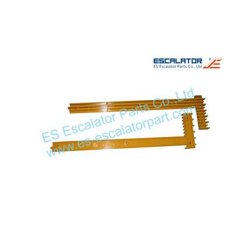 Mitsubishi Mitsubishi Escalator YS013B522-1 Step Demarcation NEW