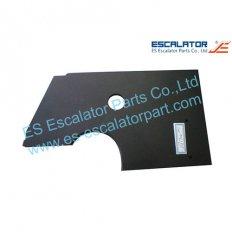 ES-KT065 Kone RTV-HD Handrail Front Plate KM5081704H01