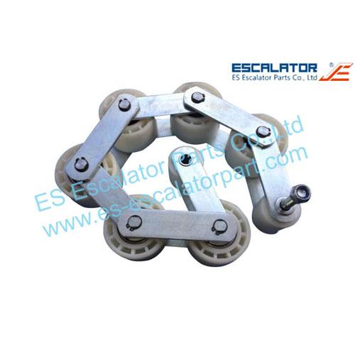 ES-OTP18 XIZI OTIS Handrail Support Chain
