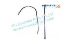 ES-OTZ44 OTIS 506NCE Handrail Guide Curve GAA402BMC1