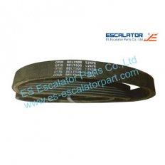 ES-OTZ48 OTIS Handrail V belt, GCA171D1