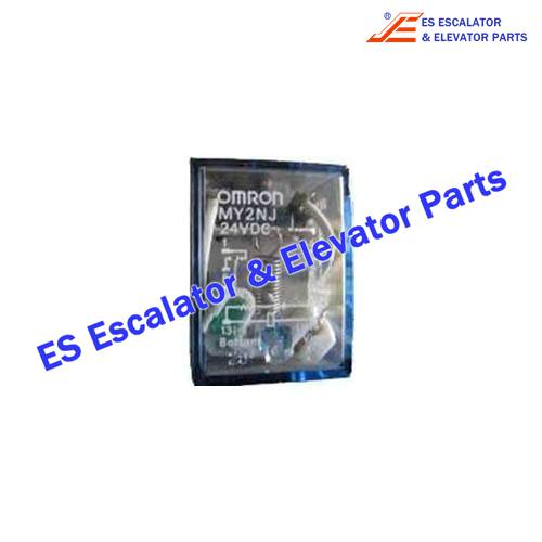 ESFujitec Device MY4NJ(DC24V)