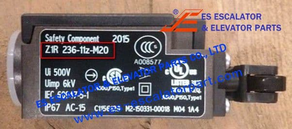 Thyssenkrupp Limit Switch 200005113
