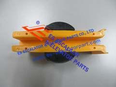 Thyssenkrupp Guide Shoe Liner Assy 200115128