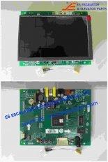 Thyssenkrupp 7 Color LCD Horizontal 200287083