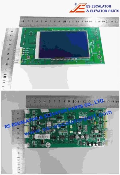 Thyssenkrupp LCD 4.3 H For LIOP 200356203