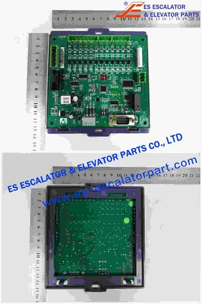 Thyssenkrupp Car Roof Control Board 330017490