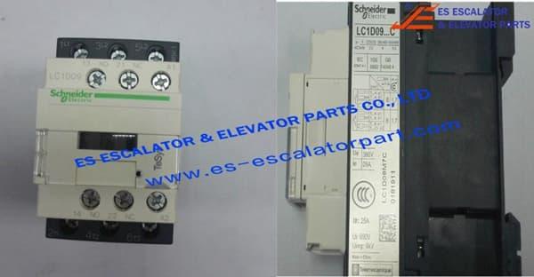 ESThyssenkrupp Contactor 200006072