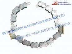 CNIM handrail chain 8051163 JO 169