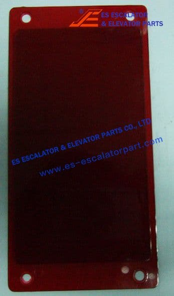 Thyssenkrupp Red protective Plate 200015775