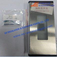 Thyssenkrupp Fireman Switch Box 200145421