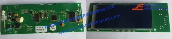Thyssenkrupp 5 TFT LCD EHLC-TW 200150965