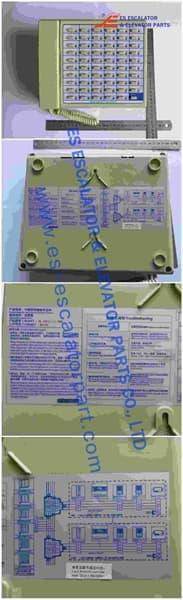 Thyssenkrupp Bus Surveillance Mainframe  200198055