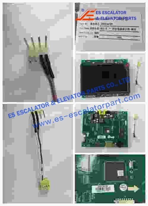 Thyssenkrupp Picture Type 7 Color LCD Horizontal 200214720