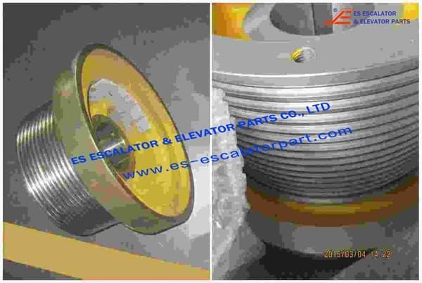 Thyssenkrupp Traction Sheave 200023689