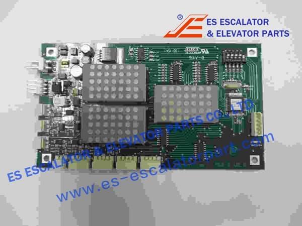 Thyssenkrupp Control Board 330004664