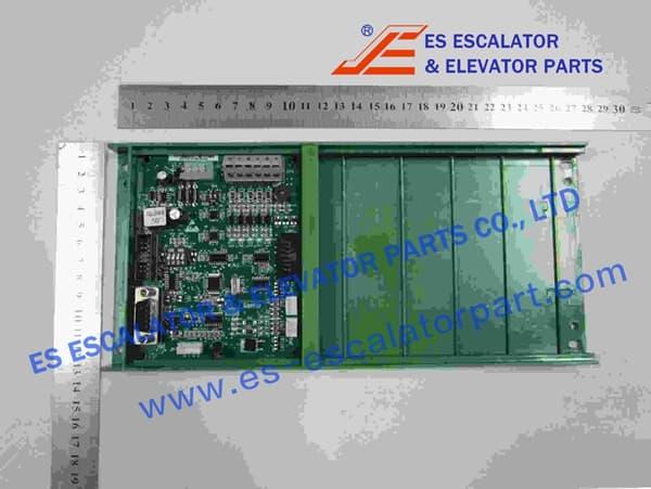 Thyssenkrupp Car Control Board 330017487