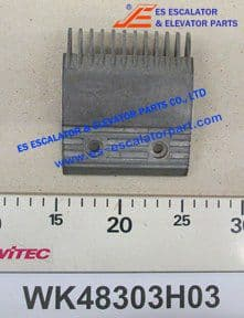 KONE Replaced byWK48303H03 STEP COMB