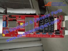 Hyundai Elevator Display Board 262C21