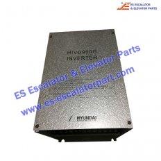 HYUNDAI Elevator main inverter HIVD 900G 15kw