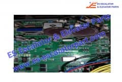 HYUNDAI Elevator Door Inverter board
