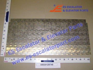 KONE DEE0129746 Comb Plate LINING