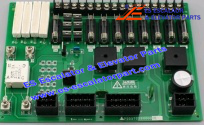 Mitsubishi P203722B000G01 PCB of power supply