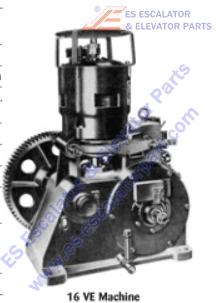 OTIS 222KA5 Machines Coil, Brake
