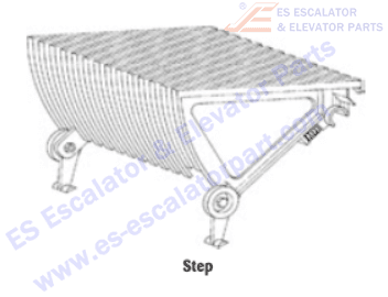 OTIS 6291P1 Step