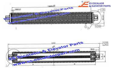 HYUNDAI S645A204G01 Step&Pallet