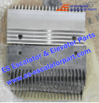 HYUNDAI S655B609 Comb plate