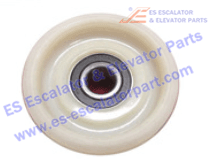 Thyssenkrupp Escalator Parts Roller And Wheel NEW 980024600