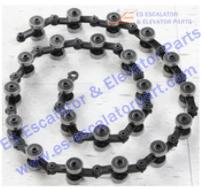 ESFujitec Escalator Parts Roller And Wheel NEW 0348CAK