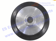 Roller And Wheel NEW KM710210G01