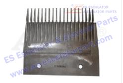 Hitachi Escalator Parts Comb Plate 21502026A