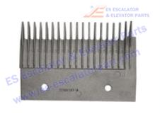 Hitachi Escalator Parts Comb Plate 22501787A