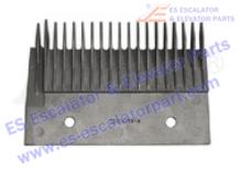 Hitachi Escaltor Parts Comb Plate 22501788A