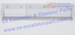 Hitachi Escalator Parts Comb Plate 22502291A