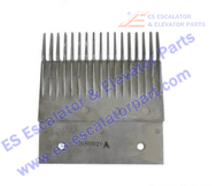 Hitachi Escalator Parts Comb Plate 21502023A