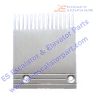 Hitachi Escalator Parts Comb Plate 21502024B