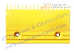 Hitachi Escalator Parts Comb Plate NEW 22507223A