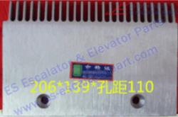 LG/SIGMA Comb Plate NEW DSA2000905B