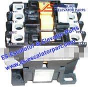 Escalator Part CA2-DN1319M A65 Switch and Board