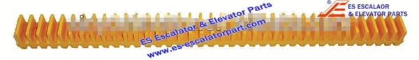 LG/SIGMA Escalator Part 2L05914 Step Demarcation NEW