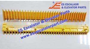 Escalator Part 2L09006-MM Step Demarcation NEW