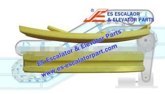 Escalator Part 3704415 RE Step Demarcation NEW