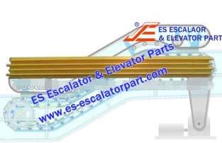 Escalator Part 37011193B00 Step Demarcation NEW