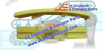 Escalator Part 3704416 L1 Step Demarcation NEW