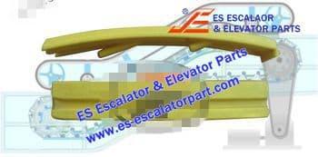 Escalator Part 5212344 Step Demarcation NEW